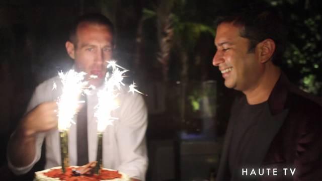 Haute 100 Party Dinner at Villa Azur