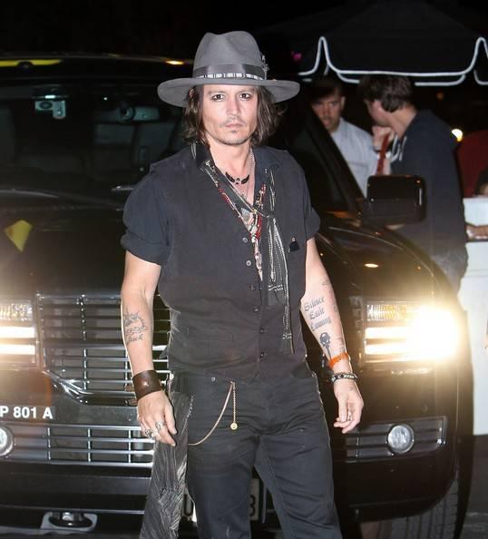 Hollywood+heartthrob+Johnny+Depp+arrives+Pink+tnPCcLb1U1Pl