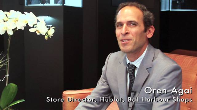 Hublot Basel Novelties at Bal Harbour Shops