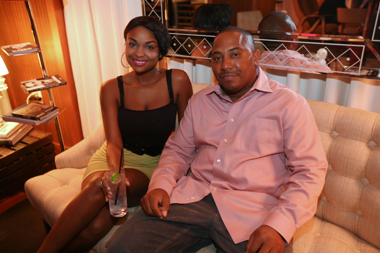 Jasmine Johnson & Santana Melvin