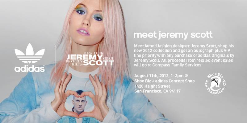 Jeremy Scott Invite