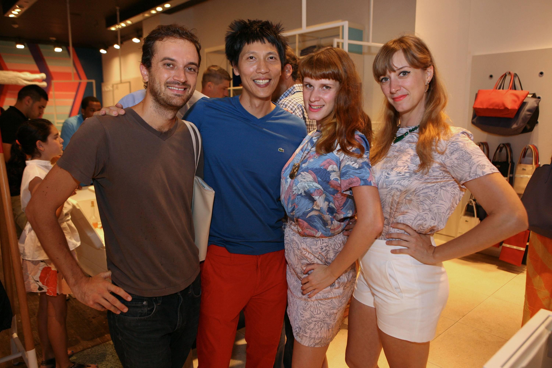 Brookhart Jonquil, Trong Nguen, Tasha Lopez de Victoria, & Monica de Victoria