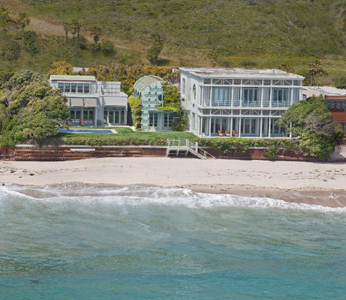 Haute 100 San Francisco Update Larry Ellison Drops 37m For Malibu Beach House Living
