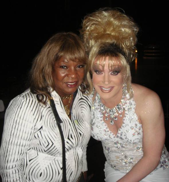 Martha Reeves and Frank 1