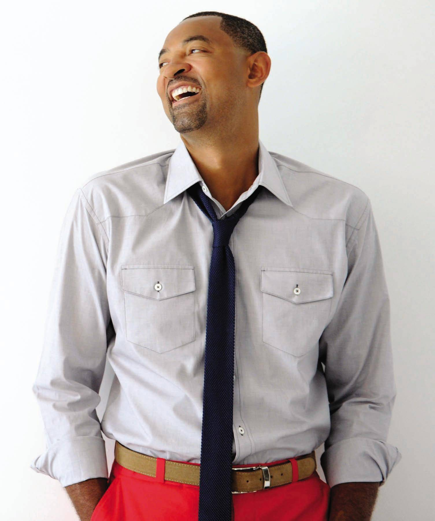 To Know Him is to Love Him Juwan Howard Haute Living
