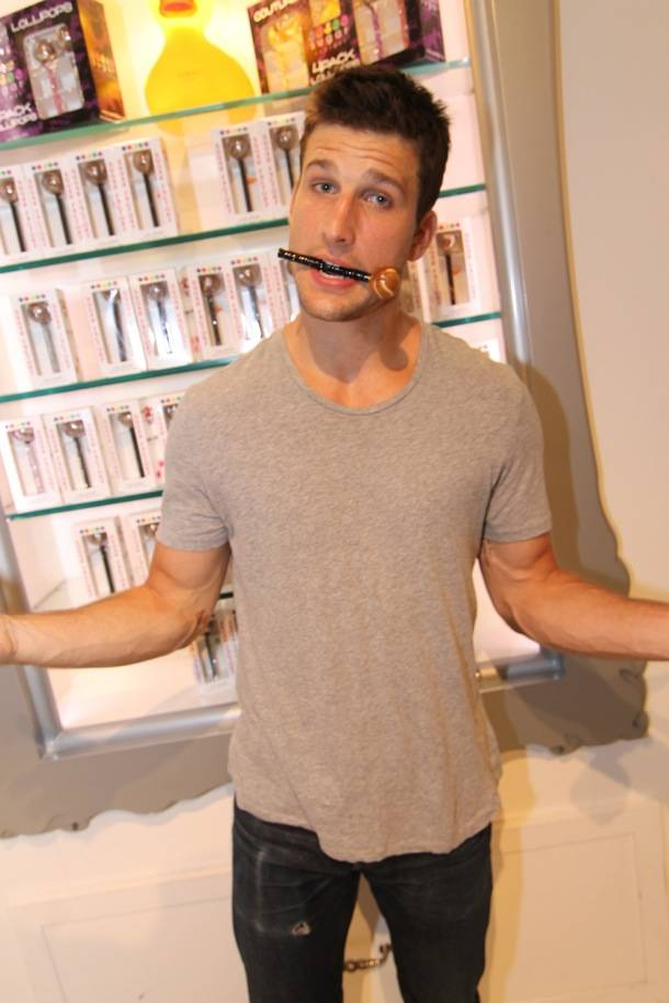 Parker Young and SF Couture Pop