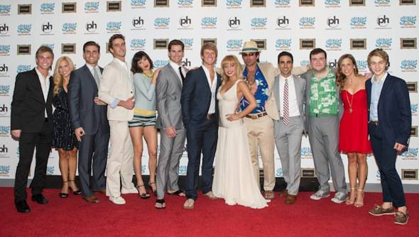 SURF The Musical Opening Night at Planey Hollywood Theater in Las Vegas, NV on July 17, 2012
