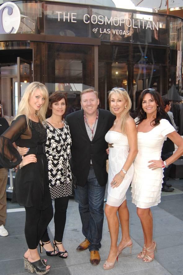The Cosmopolitan of Las Vegas at Los Angeles Food & Wine 2012 Day 1