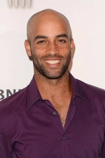 Tennis player James Blake