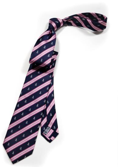 Twill-Stripe-Navy-Pink-White