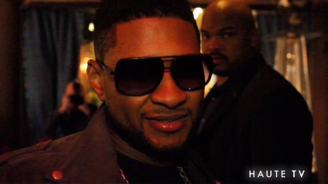 Usher & Rico Love