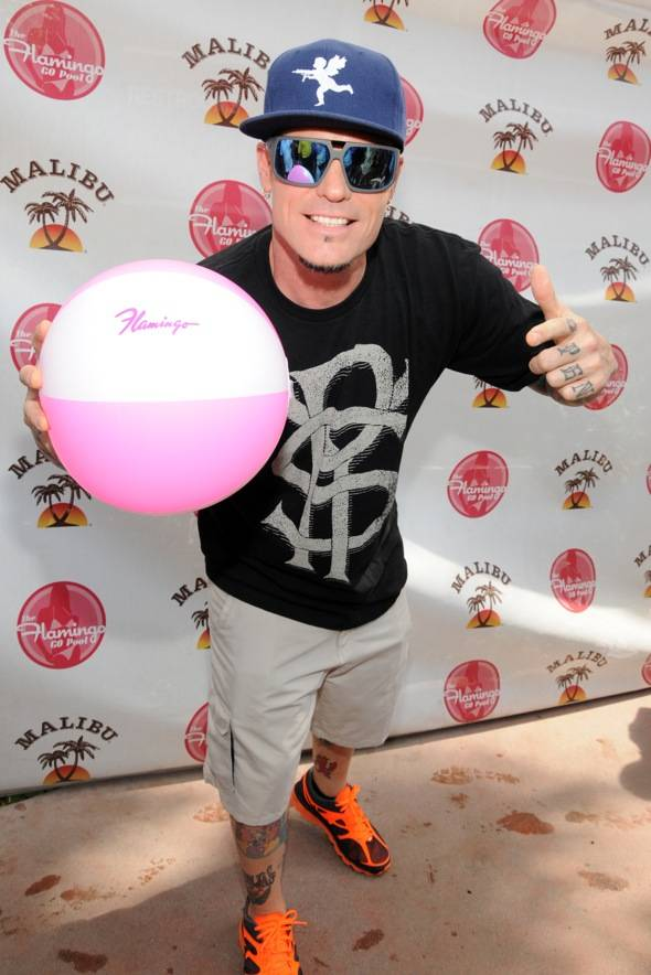 Vanilla Ice GO Pool