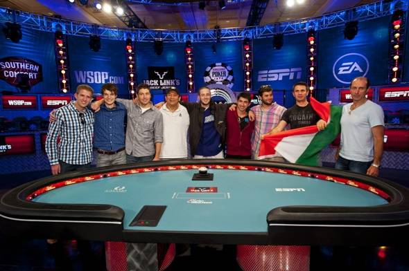 World poker 2018 final table