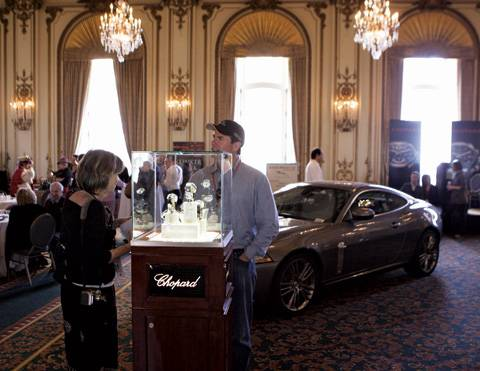 chopard-display-inside-fairmont-hotel-april-26