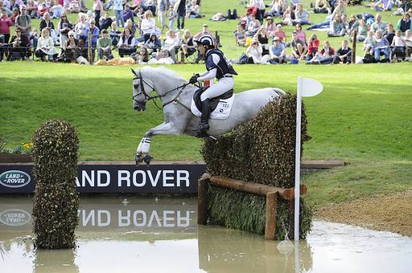 Land Rover Burghley Horse Trials,3 September 2011