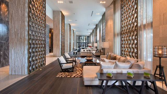 Top 5 Hotel Lobbies In Miami Haute Living