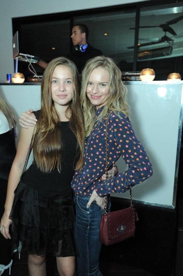 Kate Bosworth and Jasper Polish