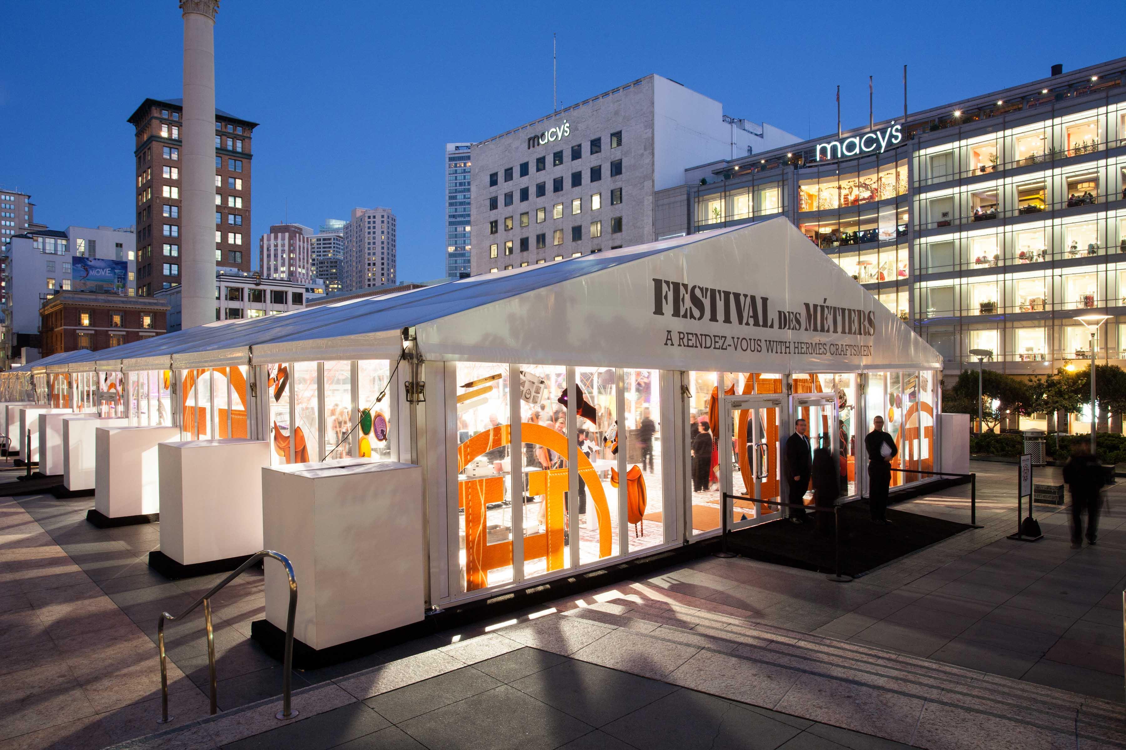 Hermes Festival des Metiers