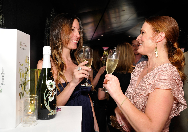 Perrier-Jouet Celebrates The US Unveiling Of Belle Epoque Florale Edition