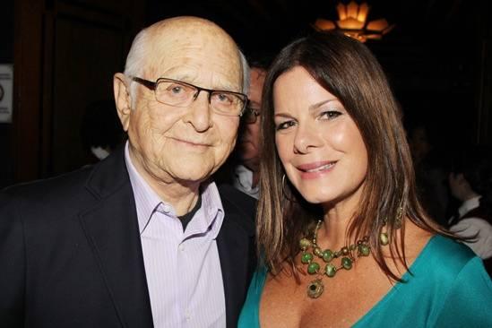 Norman Leer & Marcia Gay Harden