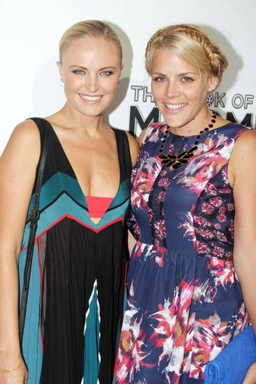 Malin Akerman & Busy Phillips