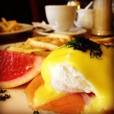 Ritz Breakfast