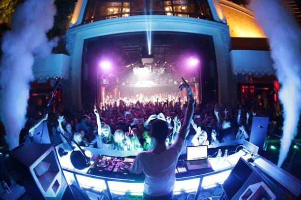 9.1.12 - Deadmau5 at Tryst Nightclub 3