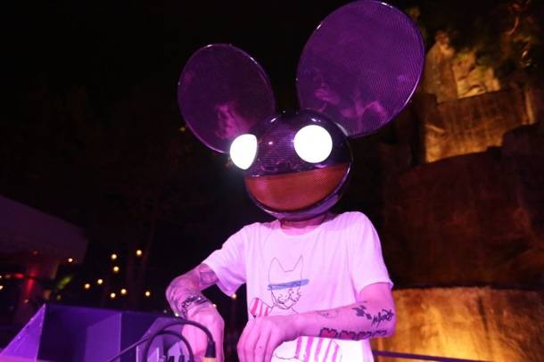 9.1.12 - Deadmau5 at Tryst Nightclub 4