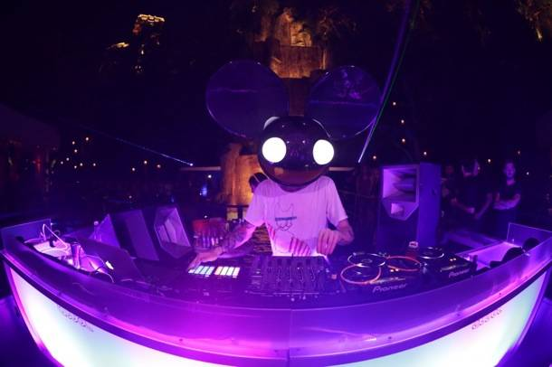 9.1.12 - Deadmau5 at Tryst Nightclub