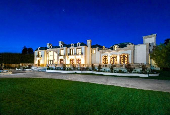 901 Alpine drive Palatial magnificent Home Beverly Hills Ca 90210 million dollar listing mansion luxury home incredible