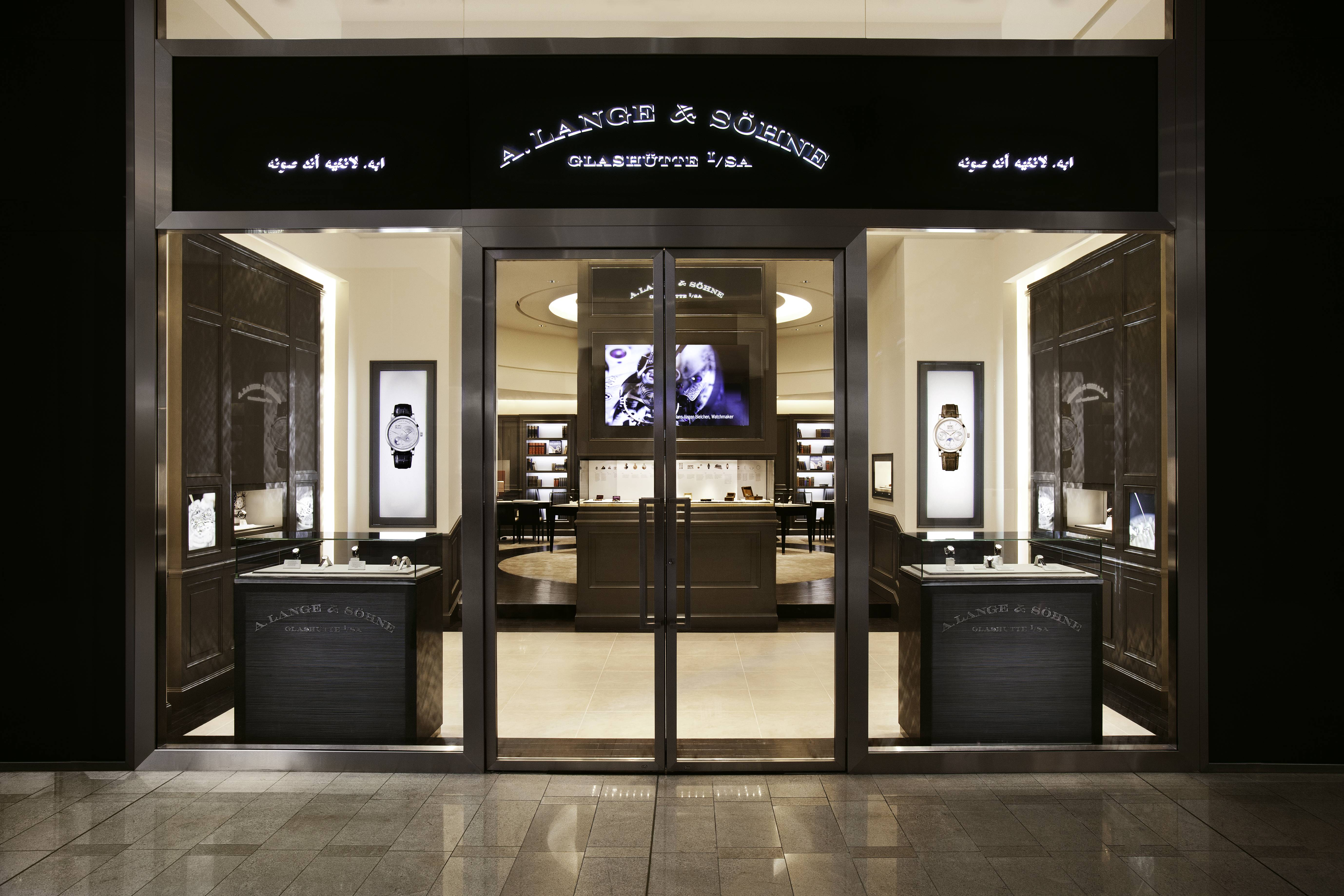 ALS Boutique The Dubai Mall