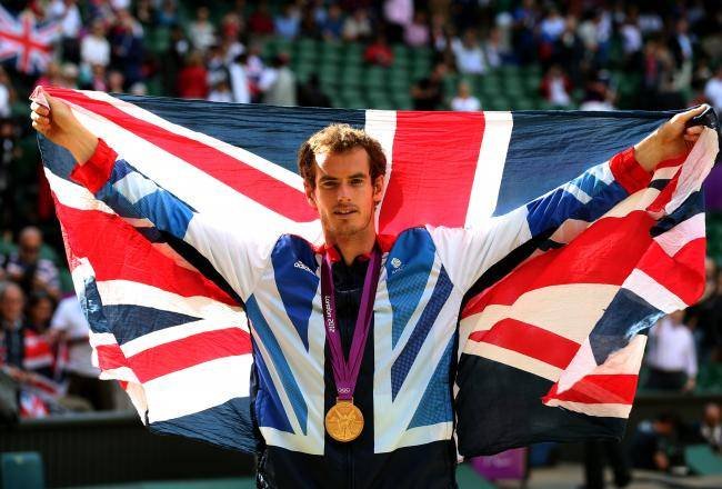 Andy Murray_Clive Brunskill_Getty Images_Bleacher Report