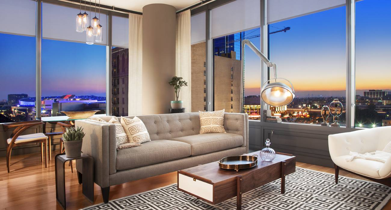 Los Angeles Apex Residences Available For Lease October 1