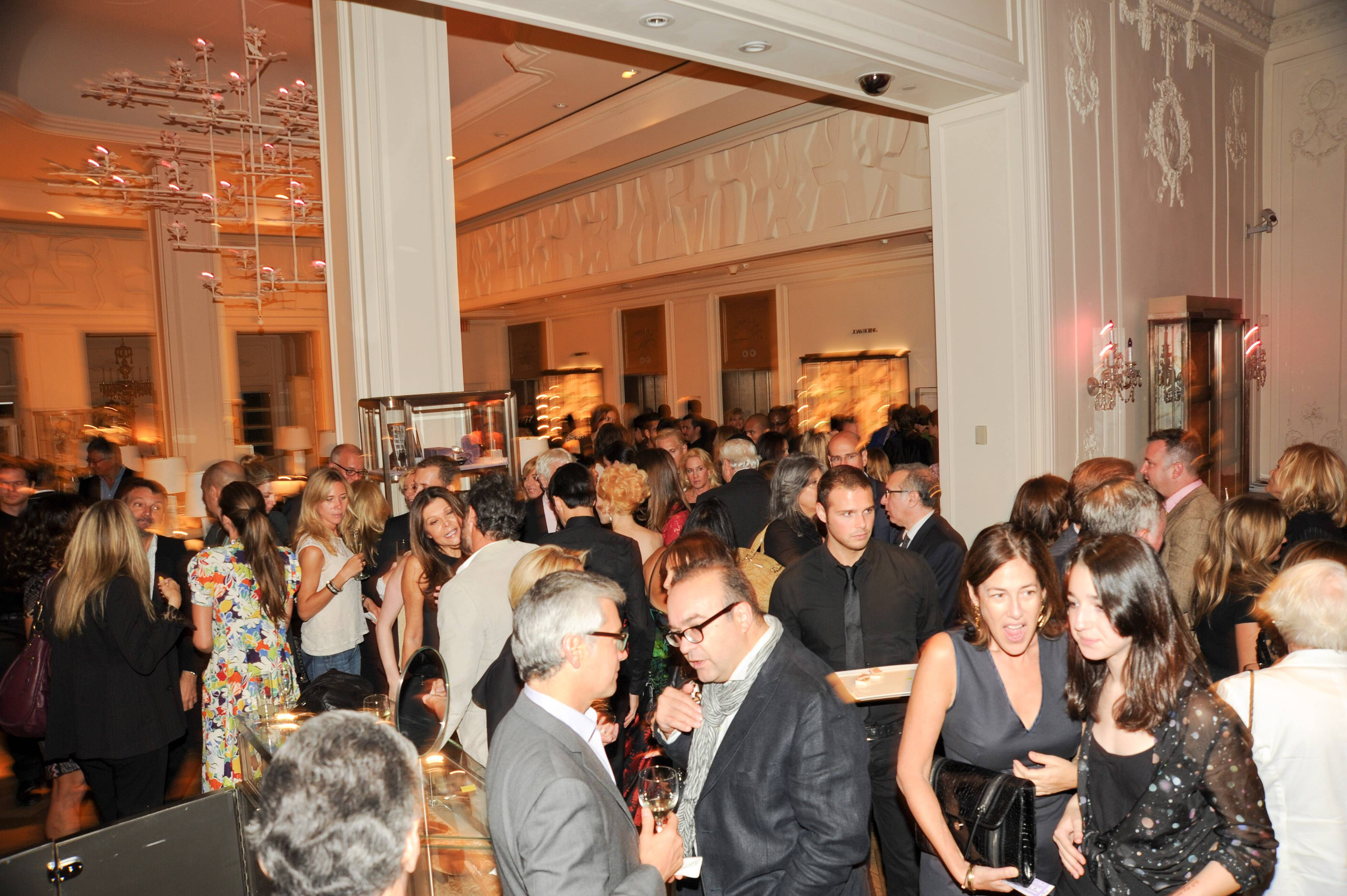 BERGDORF GOODMAN after party for the special screening of