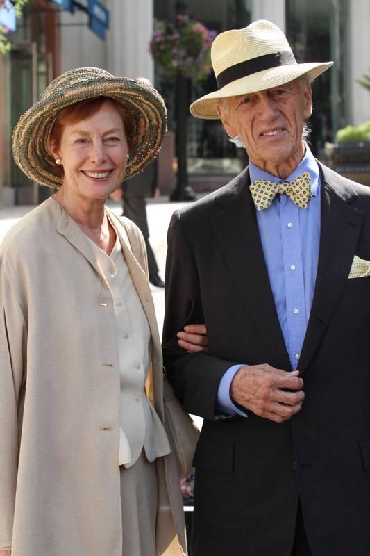 Judith Searle, Tim Vreeland