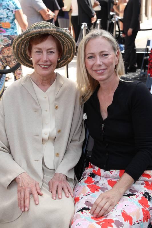 Judith Searle, Daisy Vreeland