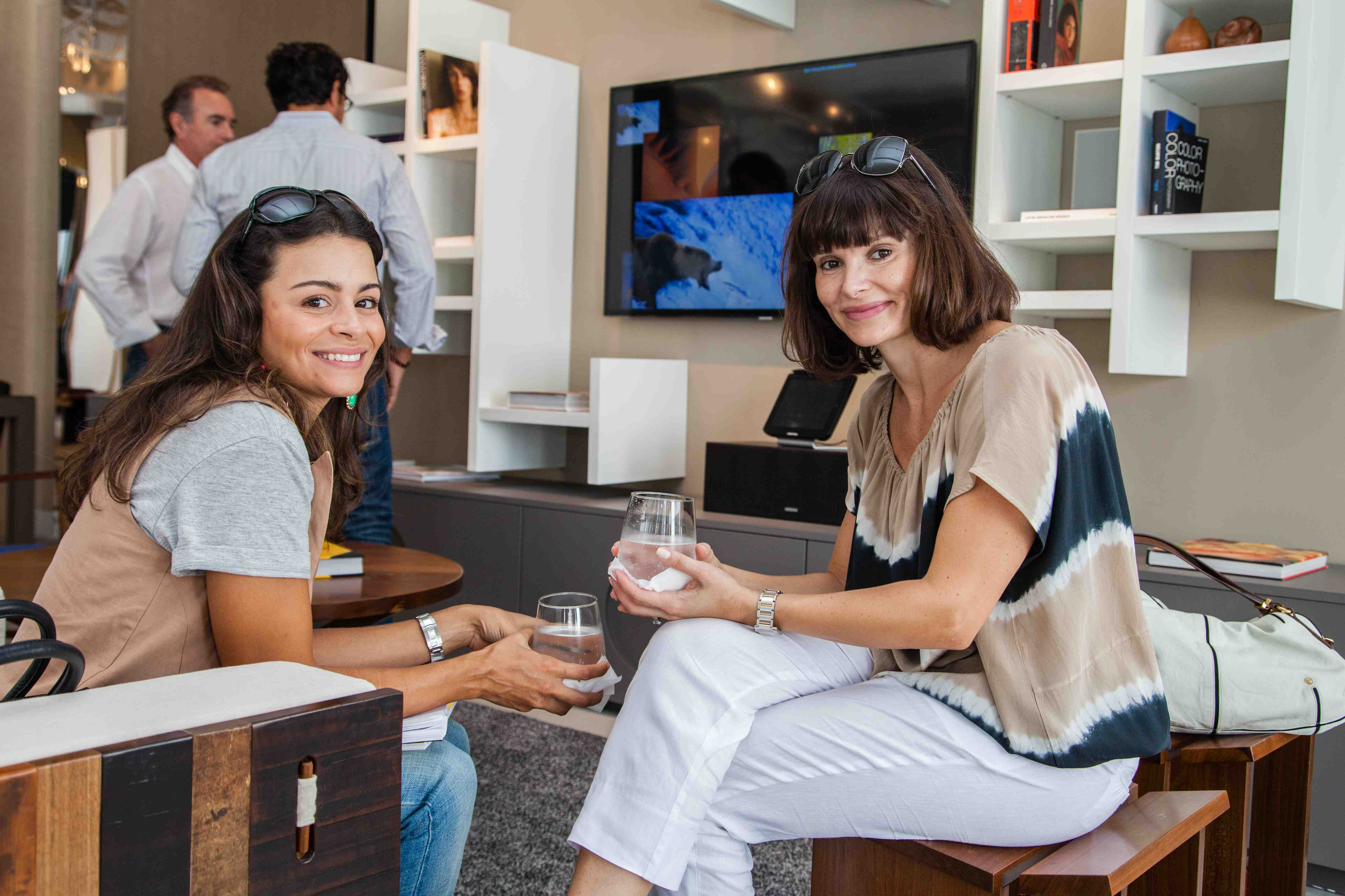 Carolina Melo and Aline Cohen.LOW[2][5]