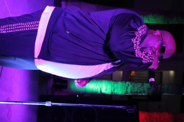 CeeLo Performing 2
