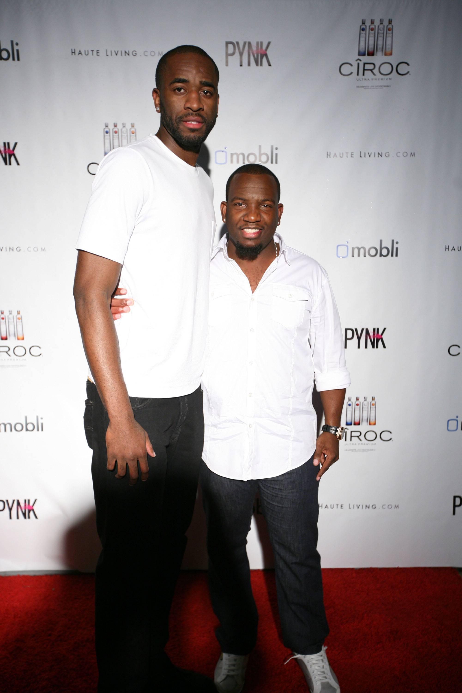 Christian Eyenga & Dominique Siby1