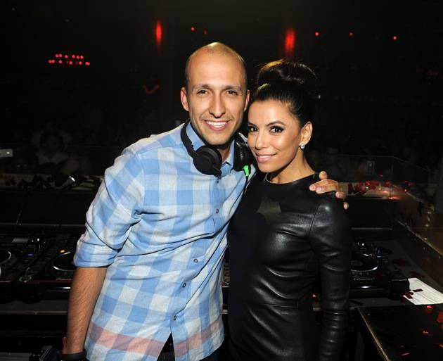Eva Longoria hosts PADRES Gala After Party at TAO