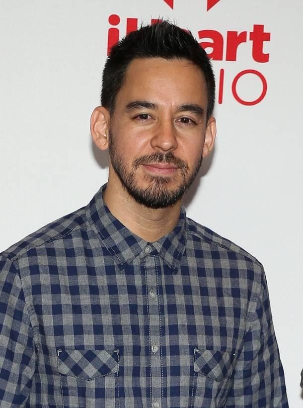 Mike Shionda of Linkin Park