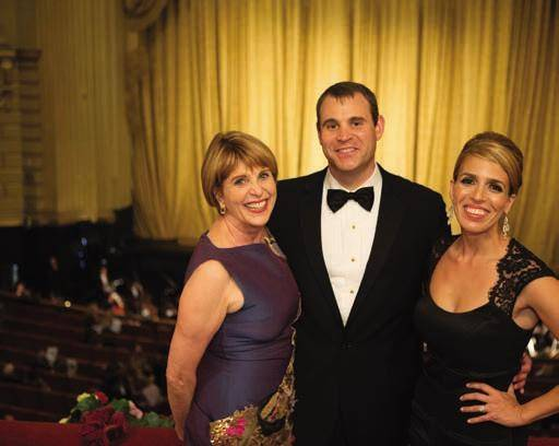 San Francisco Opera Ball 90th Anniversary Celebration