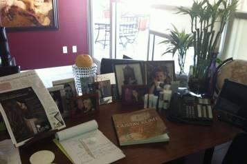 Dr. Lancer Desk Feature