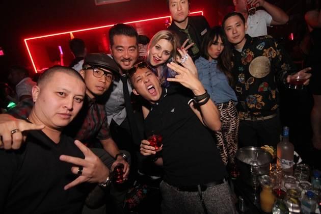 Far East Movement at Rain Nightclub 9.29.12