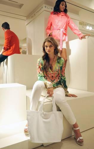 Fashion Elie Tahari Spring 2013