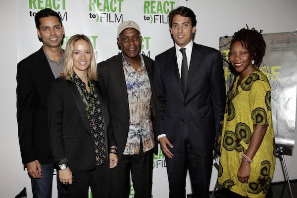 REACT to FILM and MOMA present THE HOUSE I LIVE IN, a film by EUGENE JARECKI followed by a dinner at LE GRENOUILLE