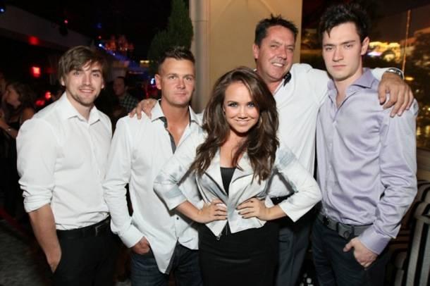 Jenny Veal celebrates 21st at Hyde Bellagio, Las Vegas 9.11.12