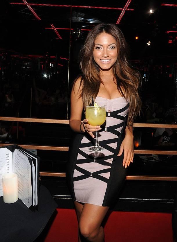 Haute Event: Playboy Playmate Jessica Burciaga selebrates