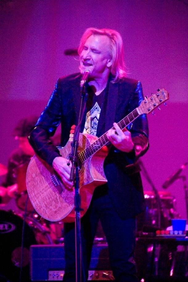 Joe Walsh at the Palms, Las Vegas9-22-12