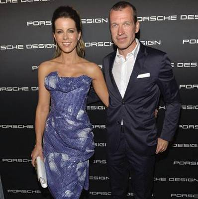 Kate Beckinsale & Juergen Gessler